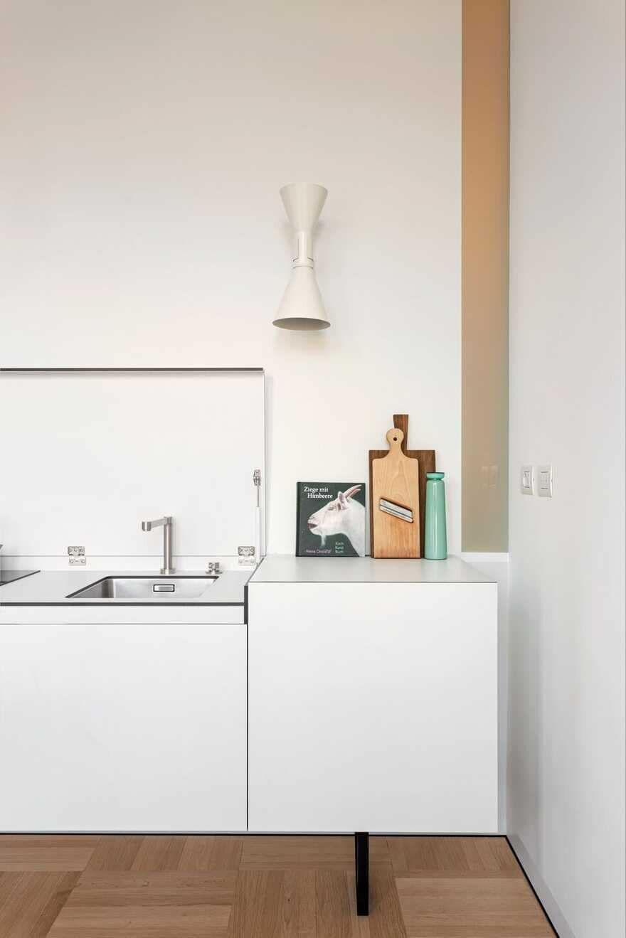 kitchen / Tommaso Giunchi Architect