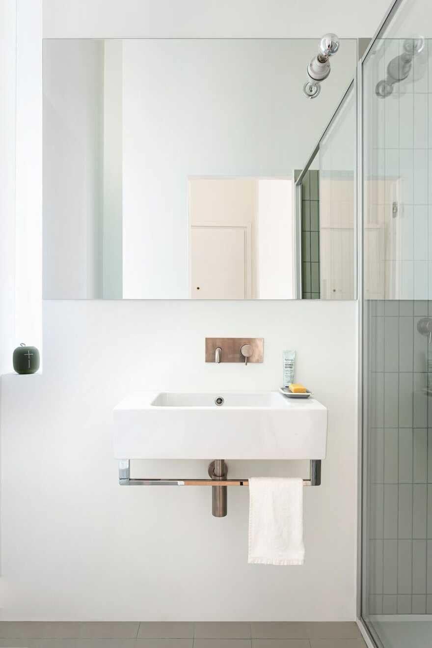 bathroom / Tommaso Giunchi Architect
