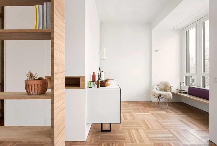 interior design / Tommaso Giunchi Architect