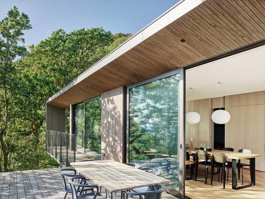 terrace / Johan Sundberg Arkitektur AB