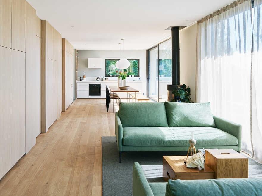 living room / Johan Sundberg Arkitektur AB