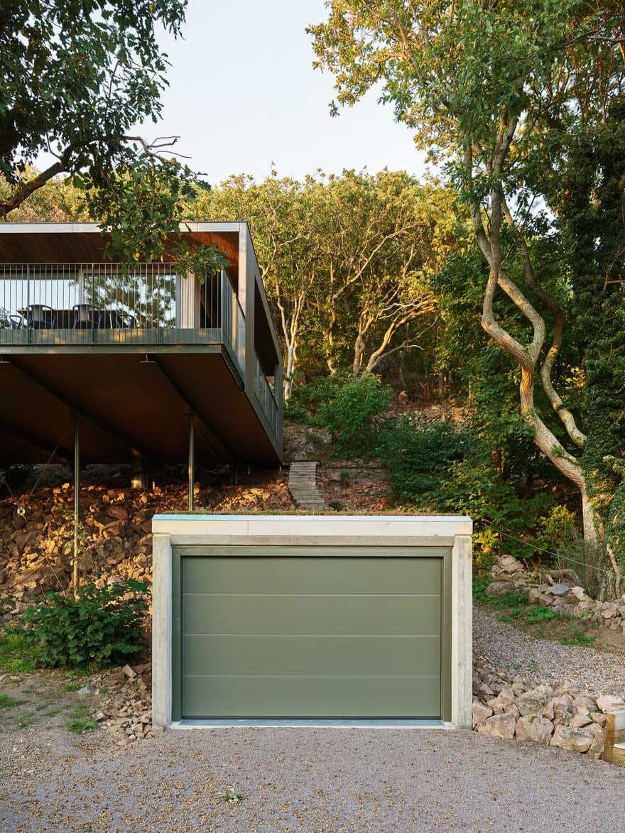 garage / Johan Sundberg Arkitektur AB