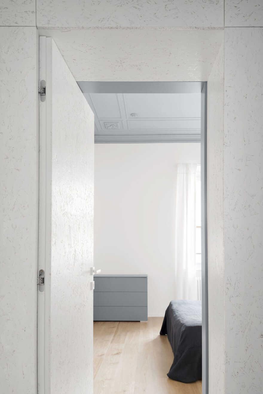 bedroom / Gosplan