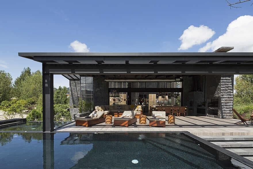 LS House, Valle de Bravo / Luciano Gerbilsky Arquitectos