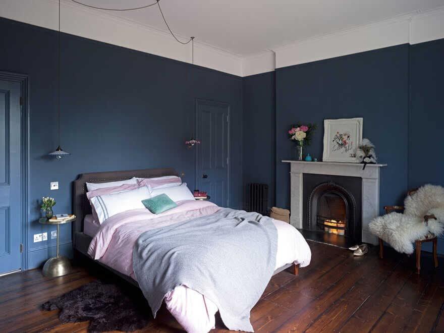 bedroom, The Vawdrey House