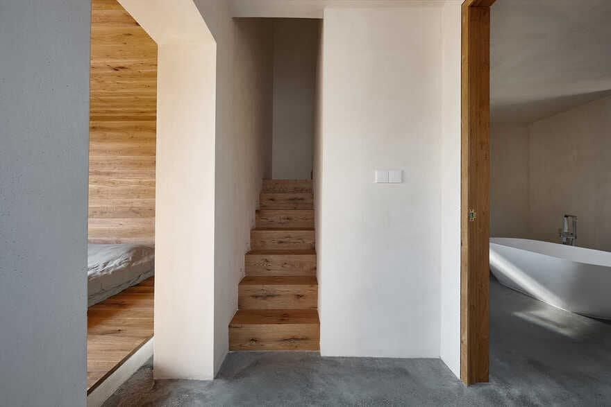 staircase, ZMY Design