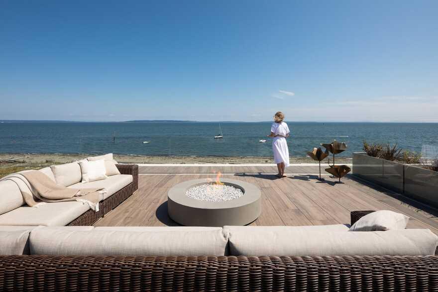 terrace/ Frits de Vries Architects