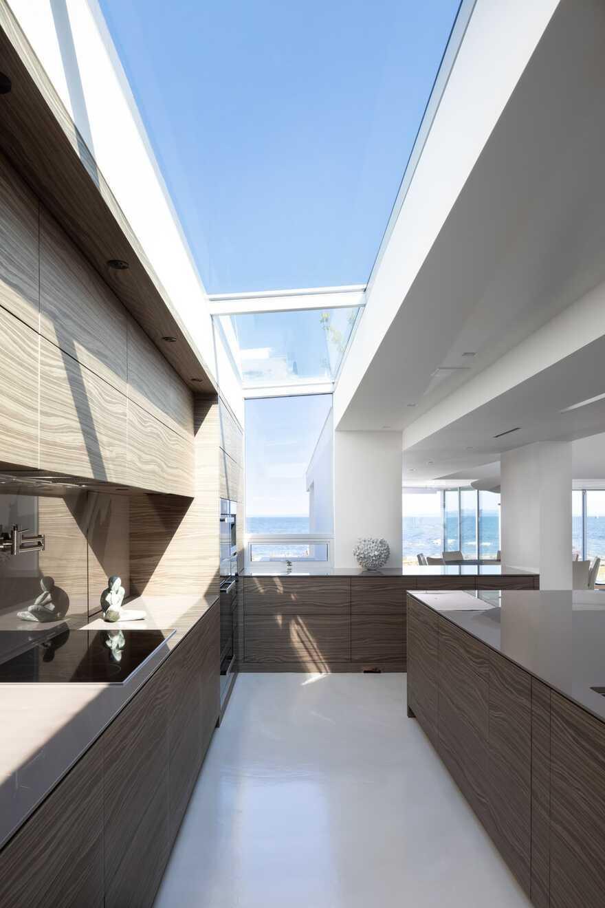 kitchen / Frits de Vries Architects