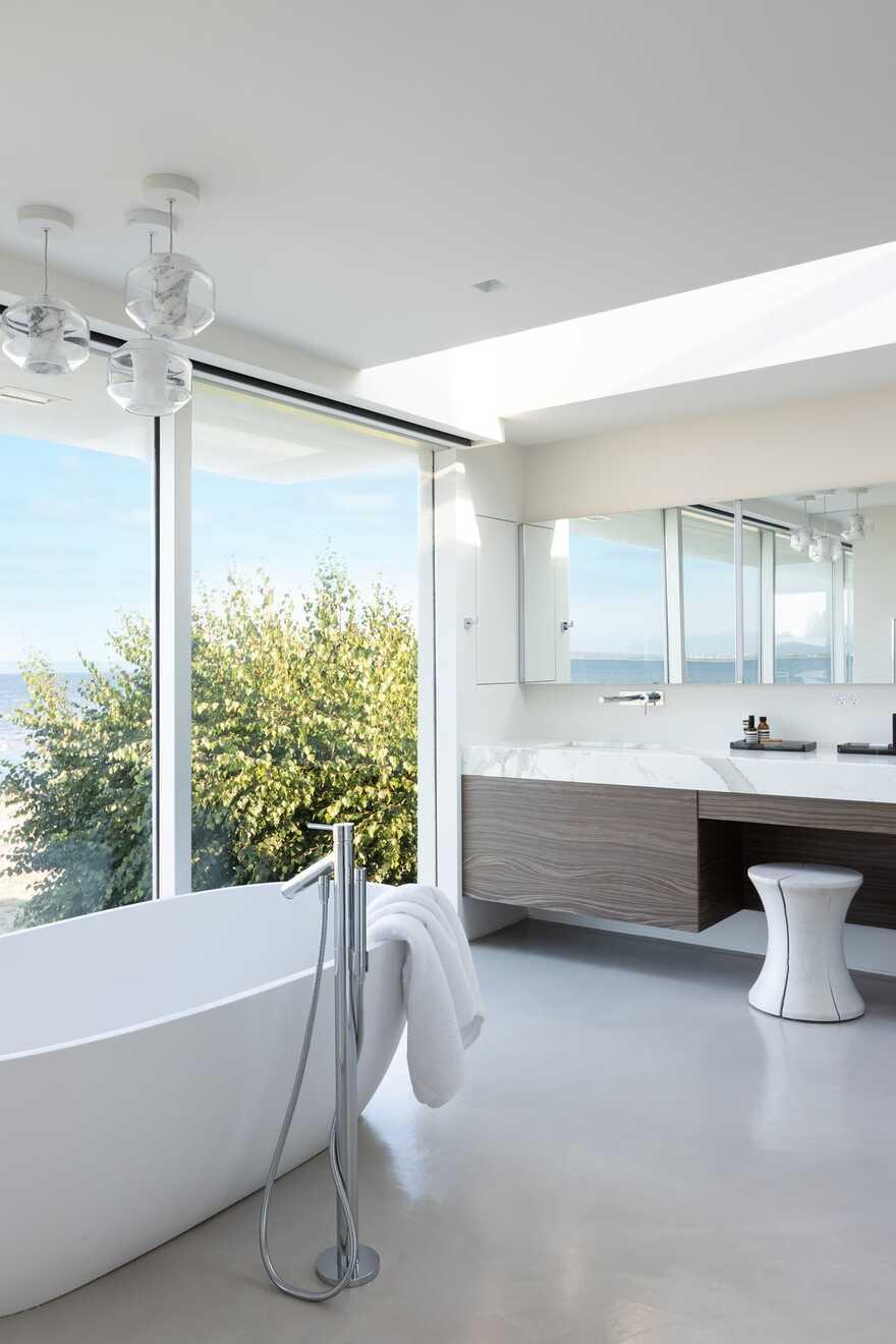 bathroom / Frits de Vries Architects