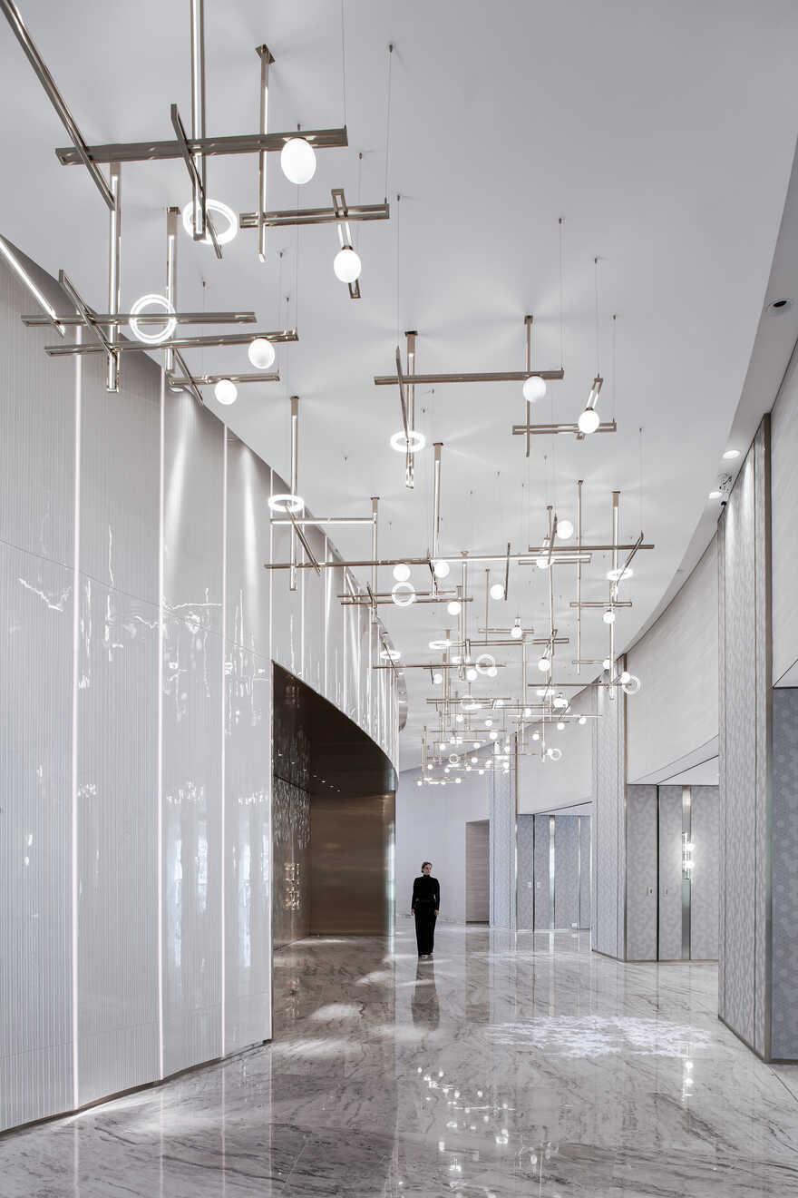 Nina Ballroom & Nina Bridal Suite / CL3 Architects Limited