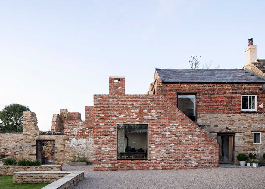 The Parchment Works House / Will Gamble Architects