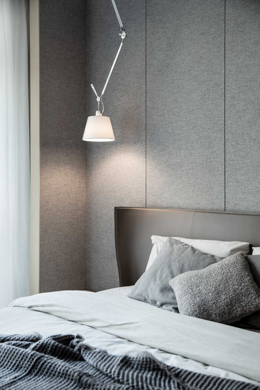 Bedroom / Liang Architecture Studio