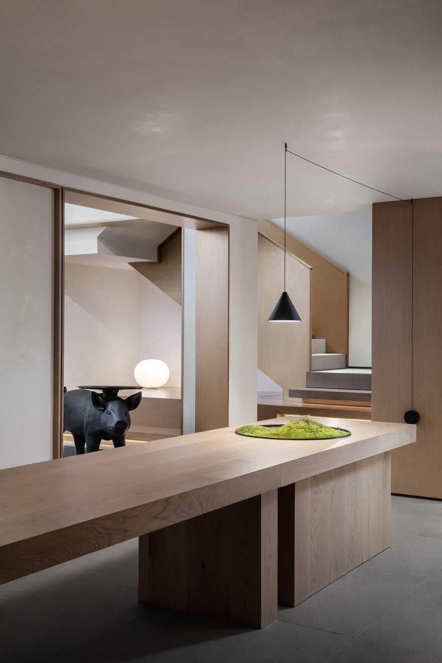 Basement / Liang Architecture Studio