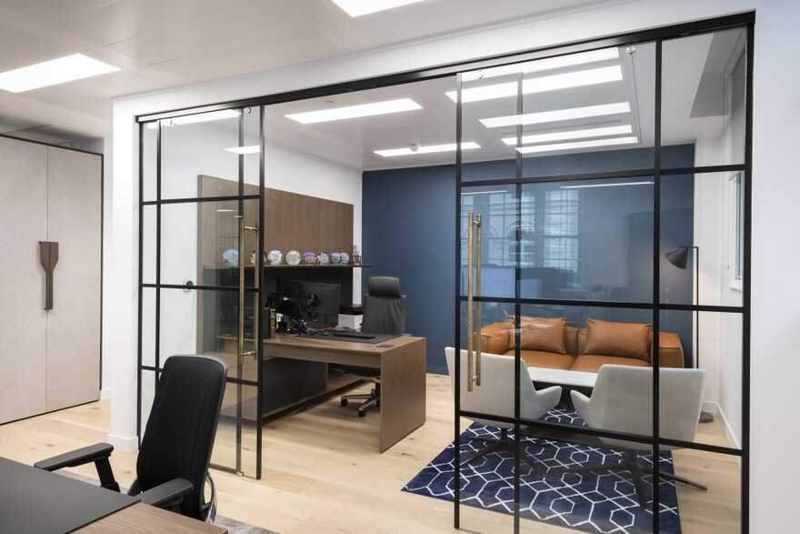 Altum Capital Office by K2 Space and Direct Painting Group