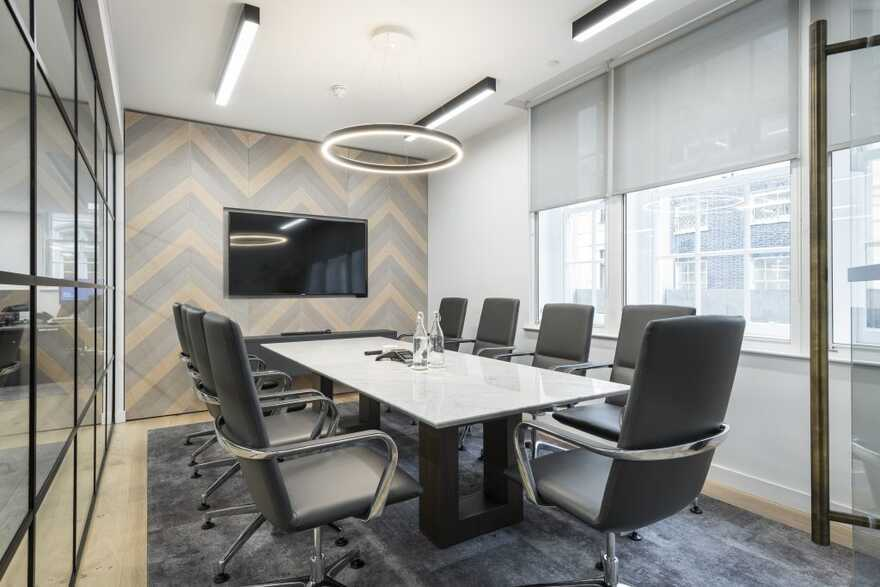 interiors, K2 Space and Direct Painting Group