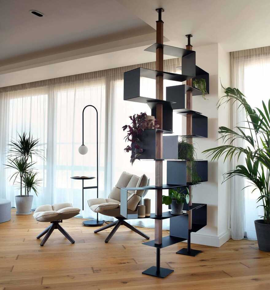 interior design, London / WOMO Architects