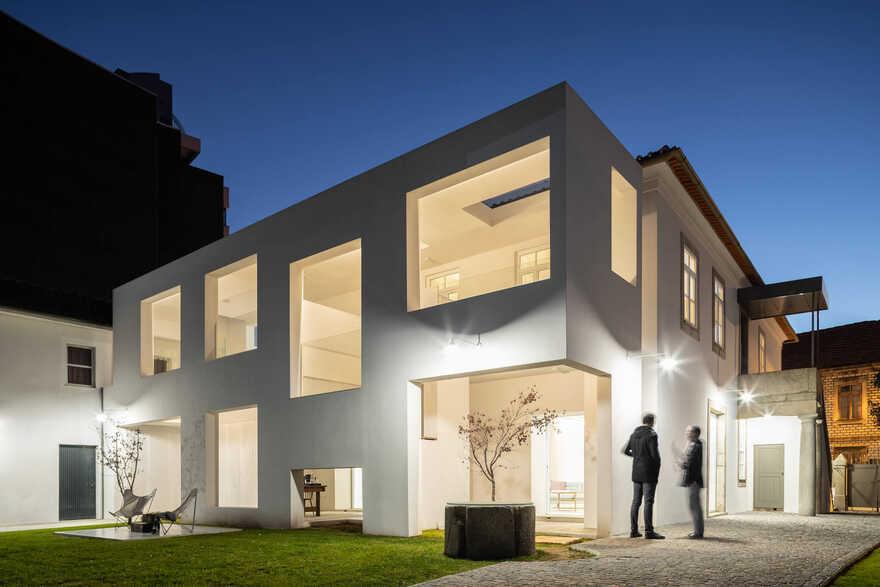 Casa Na Maia, Portugal / Adoff Arquitectos