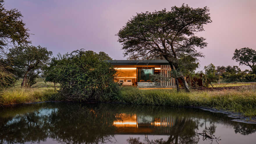 Cheetah Plains Safari Lodge in South African Wildlife by ARRCC