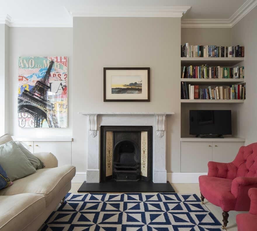 living room / Astrain Studio
