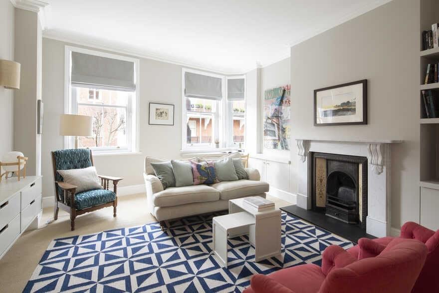 Cyril Mansions Flat / Astrain Studio