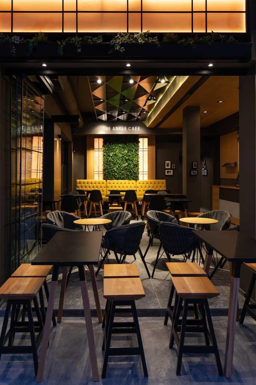 De-Tox Cafe, Trikala, Greece / Lab4 architects