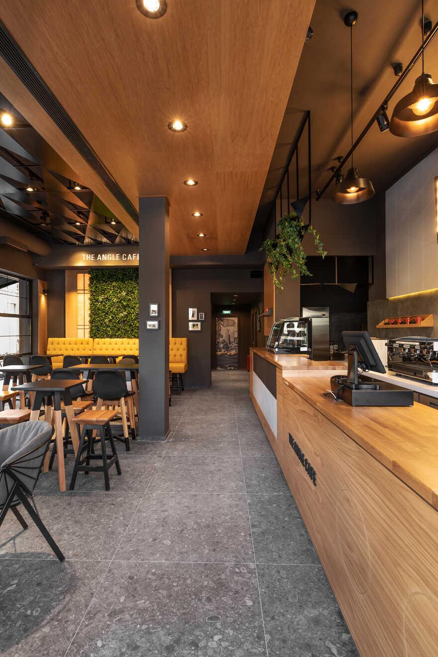 interior store, Trikala, Greece / Lab4 architects