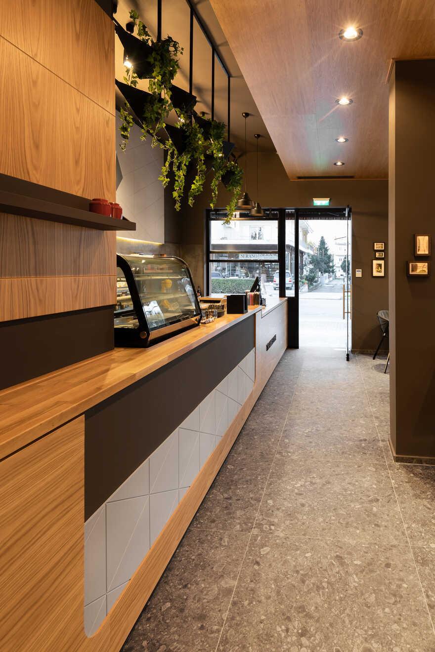 interiors, Trikala, Greece / Lab4 architects