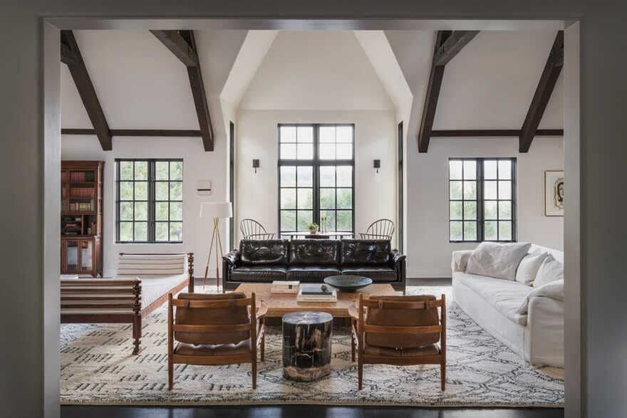 living room / Jessica Helgerson Interior Design