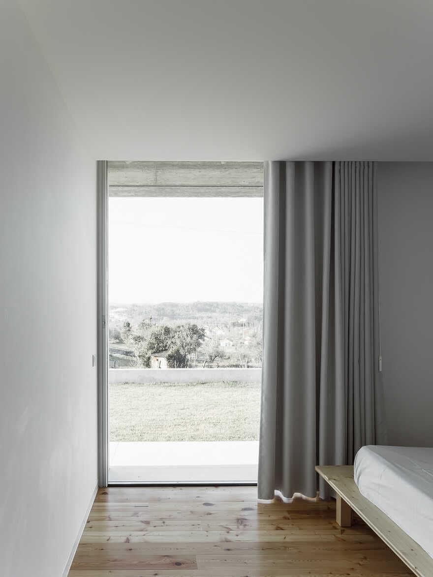 bedroom / Bruno Dias Arquitectura