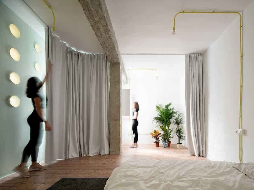 House of Curtains, Granada / GRX Arquitectos