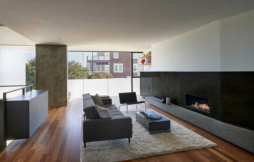 interior design, living room / Terry & Terry Architecture