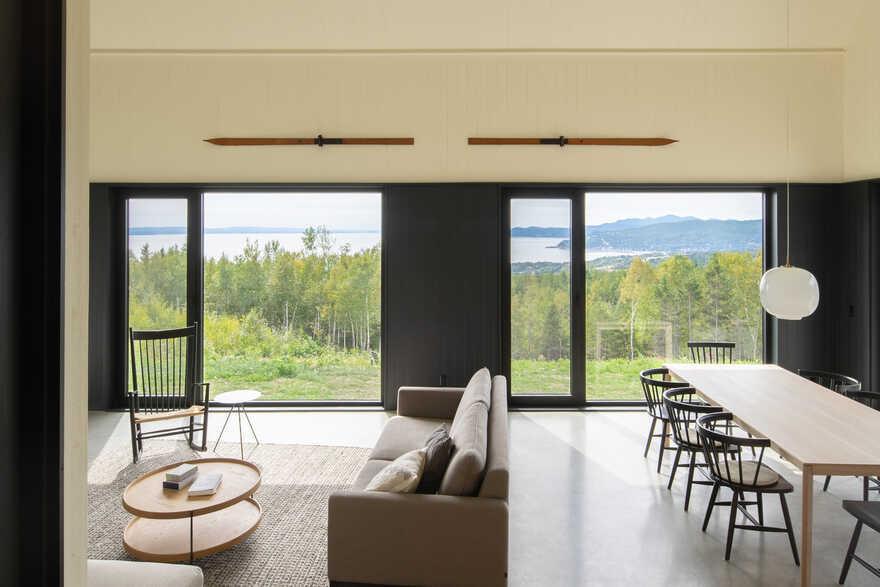 Les Rorquals Residence / Alain Carle Architecte