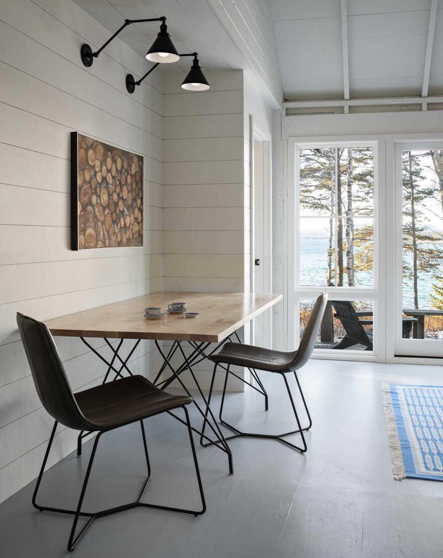 dining room, Caleb Johnson Studio