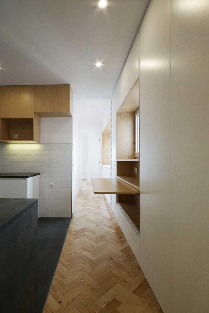 kitchen, Lisbon / Spacelovers