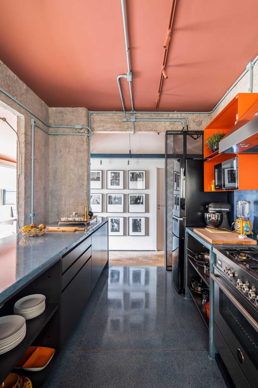 kitchen, SuperLimão Studio