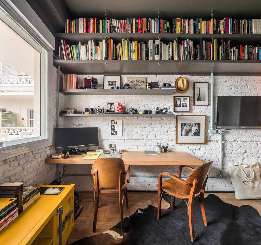 home office, SuperLimão Studio