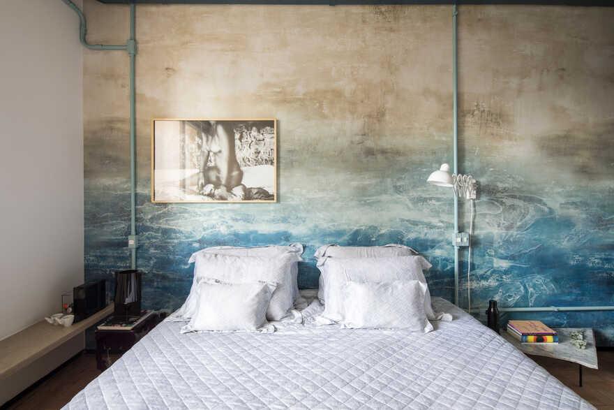 bedroom, SuperLimão Studio