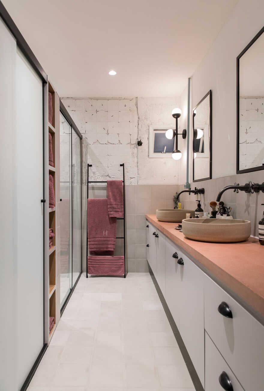 bathroom, SuperLimão Studio