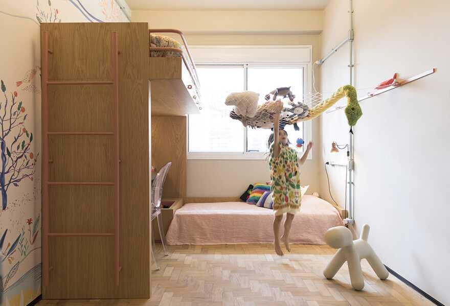 kids room, SuperLimão Studio