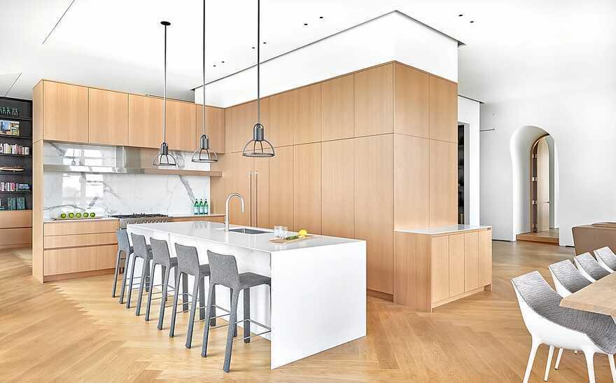 kitchen, Chicago / dSPACE Studio