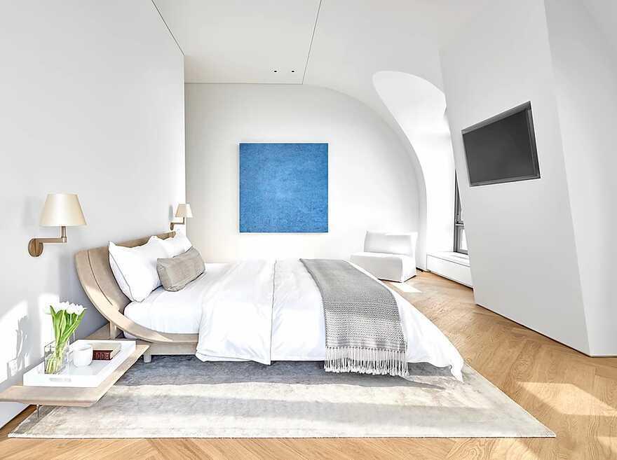 bedroom, Chicago / dSPACE Studio