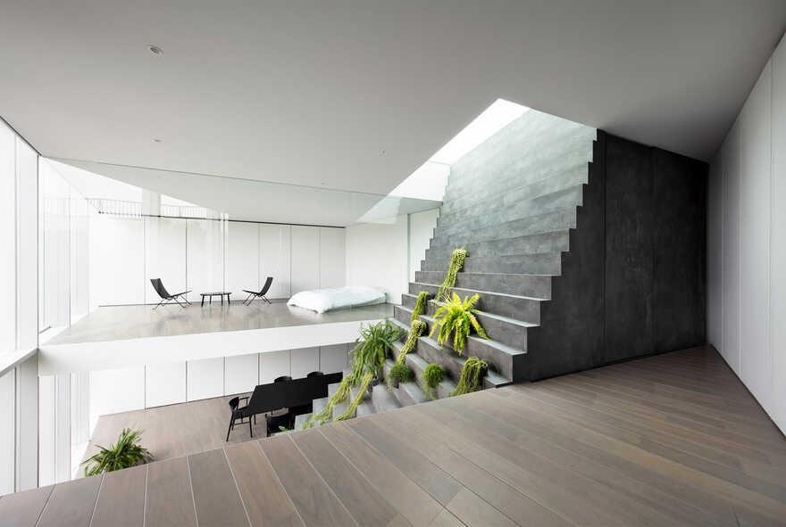 Stairway House, Tokyo / Studio Nendo