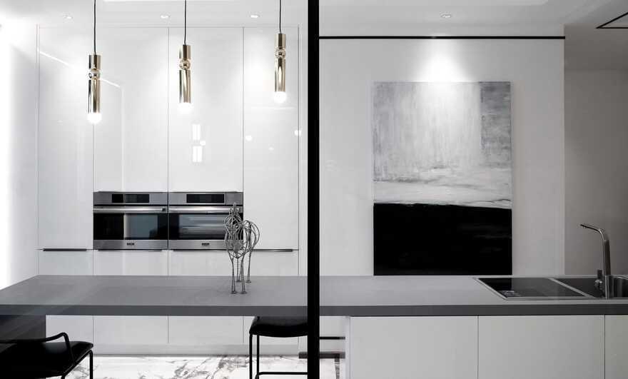 Private House Design - Yuanyang Tianzhu by Wu Wei DESIGN