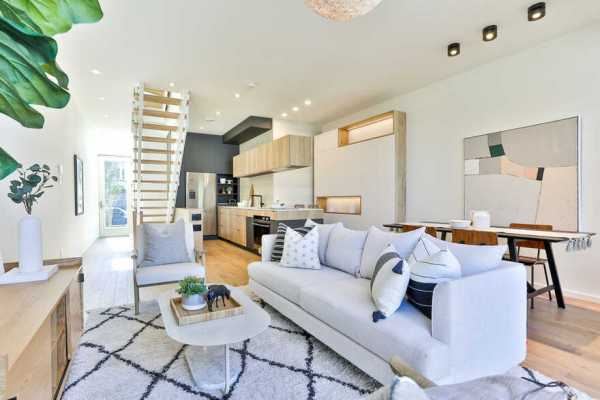 Two Intertwined Homes – Efficient, Sustainable and Healthy Urban Living