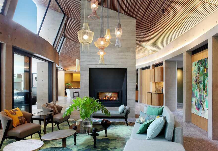 Villa Verte, Cape Town / Thomas Leach Architecture