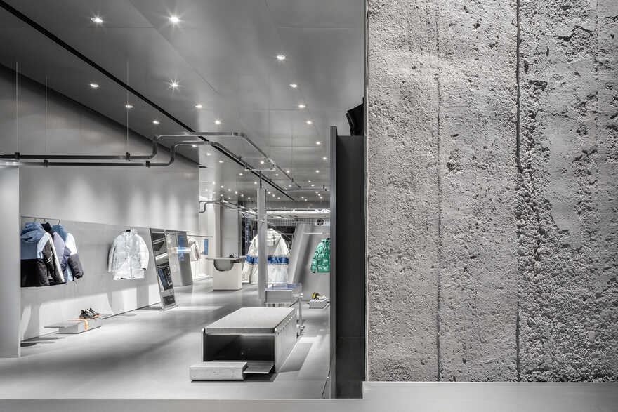 AND.G Concept Store by DAS Lab, Homogeneity in Diversity & Emotional Symbiosis