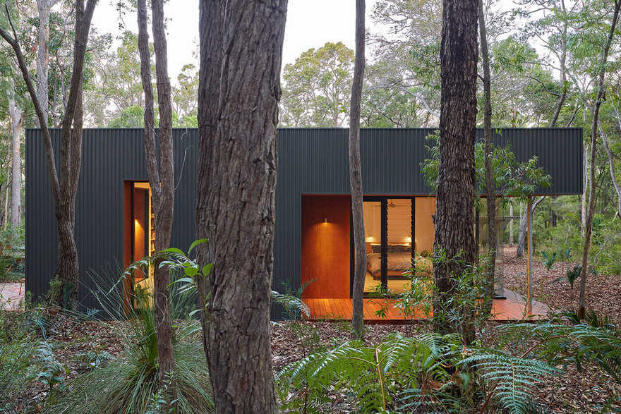 Hidden Pavilion Retreat / Archterra Architects