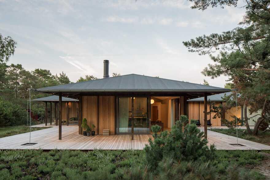 Sommarhus T / Johan Sundberg Arkitektur AB