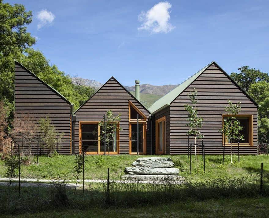 Wanaka Crib, a Holiday Home by Pac Studio