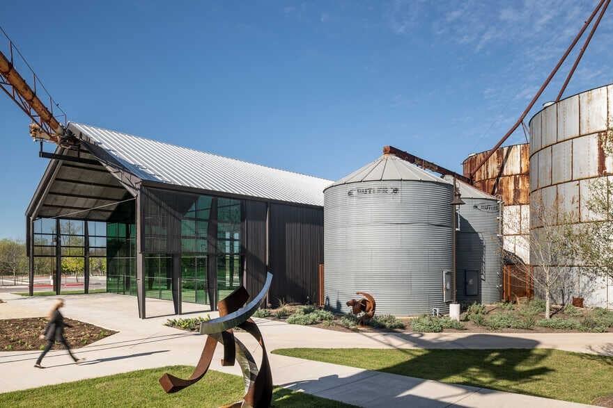 Buda Mill & Grain Co. / Cushing Terrell